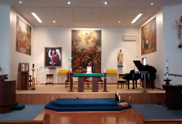 St-Rita-Altar