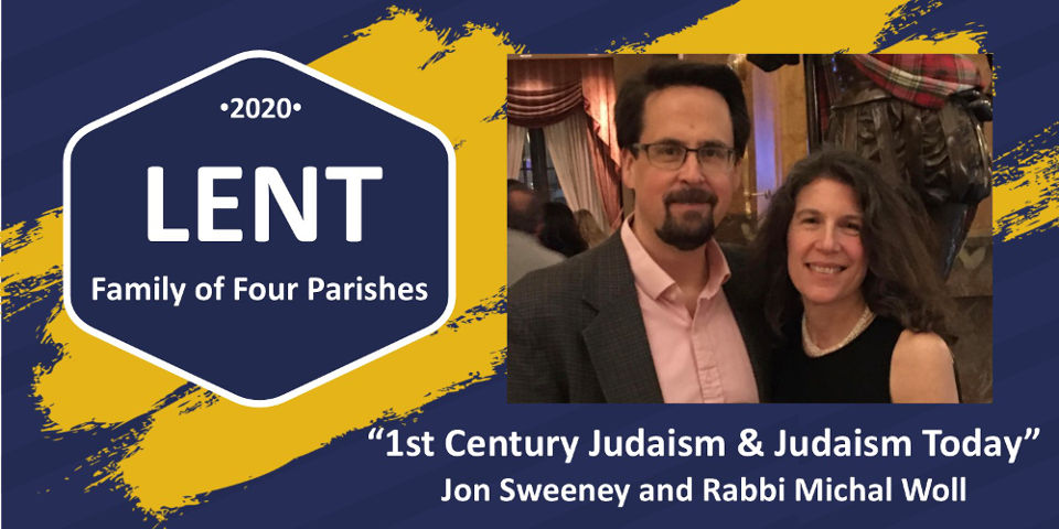 First Century Judaism and Judaism Today @ Three Holy Women - Holy Rosary Church | Milwaukee | Wisconsin | United States