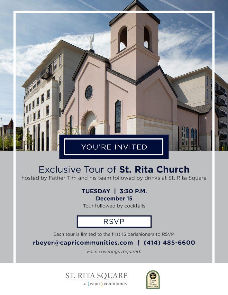St. Rita Tour